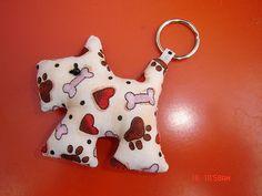 Handmade Key Ring Accessory / Key hanger