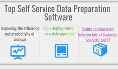 Self Service, Business Intelligence, Data Analytics, Big Data, Platforms, Software, Tools, Infographics, Check