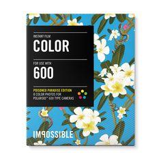 Impossible Color 600 Frangipani