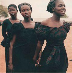 "atoubaa: "" Ghana Queenmothers, Kumasi (2000) - Sibylle Bergemann """