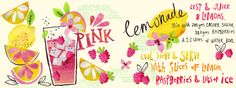 Pink Lemonade by Kate Rochester