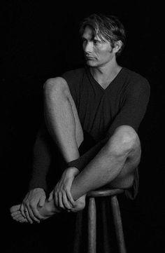 Mads Mikkelsen (originally a dancer and gymnast!)
