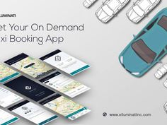 Uber Clone - On Demand Taxi Booking Apps