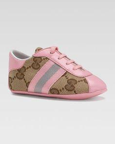 My husband would kill me. Cute Baby Shoes, Baby Boy Shoes, Baby Boy Outfits, Girls Shoes, Gucci Baby Clothes, Baby Kids Clothes, Doll Clothes, Cute Kids Fashion, Child Fashion