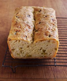 Cheddar Bread with Chiles