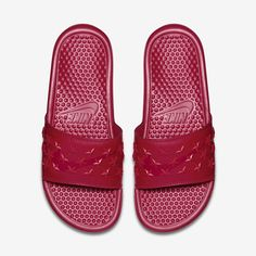 Nike Benassi Just Do It Men s Slide. Nike Store. Labeled Fit fde6a5b43f1