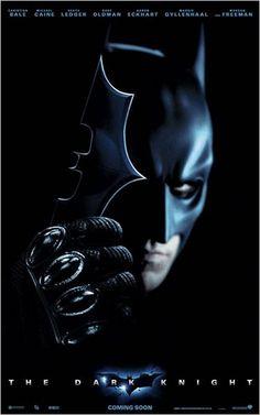 El caballero oscuro : Cartel (2008)