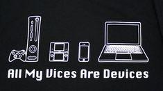 New shirt design from Jeph Jacques - the man behind Questionable Content. Geek Out, Nerd Geek, New Shirt Design, Geek Girls, Geek Chic, True Words, Bumper Stickers, Super Powers, True Stories