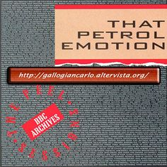 "fotografie e altro...: That Petrol Emotion ""The Peel Sessions"" CD musica ..."