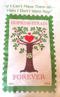 Hopkins-Strain Family Reunion t-shirt