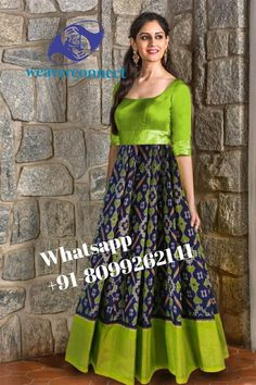 Best 12 exclusive Ikat lehangas now available in stock ready to ship Suitable for age group above Body…. Half Saree Designs, Lehenga Designs, Kurta Designs, Saree Blouse Designs, Kalamkari Dresses, Ikkat Dresses, Long Dress Design, Dress Neck Designs, Indian Designer Outfits
