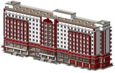 Revit Hotel Project (Training) Revit Family, Roof Structure, Basement Flooring, Windows And Doors, Stairs, Architecture, Building, Projects, Training