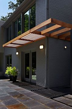 #modern arbor contemporary by KUBE architecture