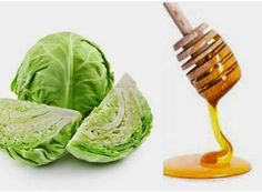 Cure a Persistent Cough & Bronchitis With Honey and Cabbage Leaf  In Just 5 Days