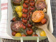 Geschmorte Tomaten - hmmmm lecker!