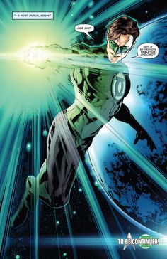 Hal in Green Lantern/Star Trek: The Spectrum Wars #1 (2015) - Angel Hernandez & Alejandro Sanchez