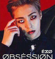 Xiumin picture editing by fans Exo Xiumin, Exo Bts, Exo Chen, Kpop Exo, Lay Exo, Park Chanyeol, Got7, Kim Min Seok, Xiu Min