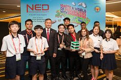 Photo from National Engineer's Day (NED) 2017 - July 18,19,20,21 (NIN9 & REEL) collection by NIN9 Studios