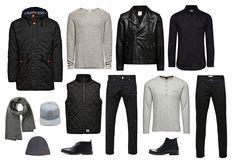 Check out these key items for autumn! #jackandjonesme #men #fashion #style #fall #outfit