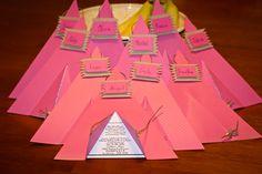 tent invites