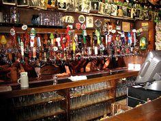 draft beer bar