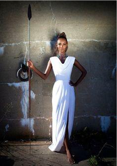 Fatima Siad for Kife Collection Spring 2011 Lookbook