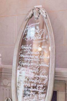 Einzigartiges Detail für die Hochzeitsdekoration: Wählen Sie Spiegel als Highlight! Image: 0