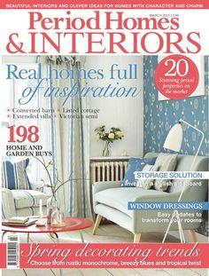 Period Homes U0026 Interiors   March 2015