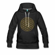 Brains Beauty Booty Women's Premium Hoodie ✓ Unlimited options to combine colours, sizes & styles ✓ Discover Hoodies by international designers now! Sweat Shirt, Tee Shirts, Tees, Hipster, Hoodie Brands, Black Hoodie, Long Sleeve Shirts, Shirt Designs, Hoodies