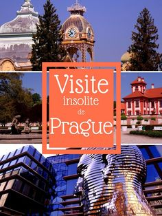 Visite insolite de Prague : lieux incontournables en dehors des sentiers battus (moins connus et donc moins touristiques) selon une Pragoise d'adoption ! Que faire à Prague? Prague City, European City Breaks, Travel Advice, Travel Guide, Destinations, European Destination, Romanesque, Best Cities, Solo Travel
