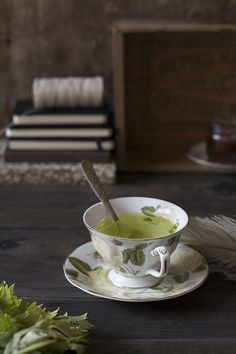 Té de apio. Receta detox adelgazante. To be Gourmet   Gastronomía, recetas de cocina y restaurantes.