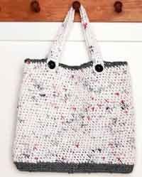 Plarn Tote Bag