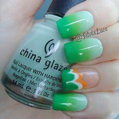Silvia Lace Nail Nails Nailart