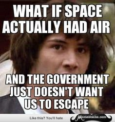 conspiracy keanu - Google Search