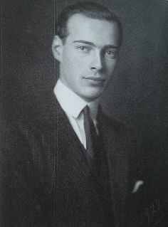 Great-grandchild of Christian IX - Prince Rostislav Alexandrovich of Russia (1902 – 1978) was a member of the Imperial Family of Russia. Prince Rostislav Alexandrovich was the son of HIH the Grand Duke Alexander Mikhailovich 'Sandro' & HIH the Grand Duchess Xenia Alexandrovna. During the Russian Revolution he was imprisoned at Dulber, in the Crimea. He escaped the fate of a number of his Romanov cousins who were murdered by the Bolsheviks when he was freed by German troops in 1918.