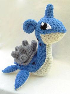 Amazingly Detailed Pokémon Crochet Plushies http://amzn.to/2luw5mX
