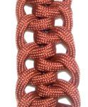 Half Hitch Patterns http://www.free-macrame-patterns.com/learn-macrame.html  Great website teaching all the basic and advanced knots.