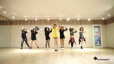 송지은 (SONGJIEUN) - 예쁜나이 25살 안무영상 (Dance Practice)