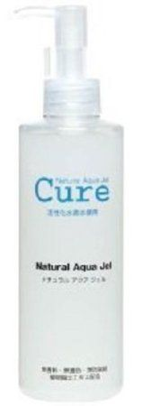 Cure Natural Aqua Gel, $42 ebay / ebay.com One of Japan's best-selling products, this gel gently exfoliates the skin and goes well on sensitive skin types. Buy it here. Amazon.com: Cure Natural Aqua Gel 250ml - Best selling exfoliator in Japan!: Beauty
