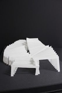 Jonathan Yip - Architectural Studies: Abstract Model