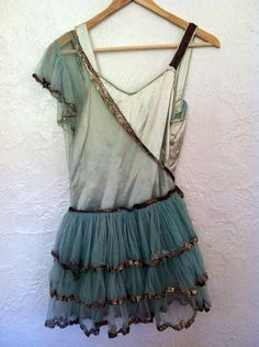 i want this!!!!!!!!!!!!!!!!!!!!!! Ziegfeld Follies Girl//1920s30s Fairy Costume by ThePotion on Etsy, $90.00
