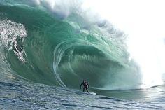 surfing con olas gigantes | Surf en Puerto Escondido 2012 :)