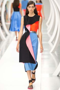 Roksanda Spring 2015 Ready-to-Wear - Collection - Gallery - Look - Style.com
