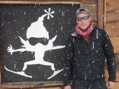 Descubre los secretos de Farellones. El guardián de los Tres Valles (Chile)  Con la barba nevada y la mente en blanco. El nuevo Blog de Lugares de Nieve de Juan Carlos Solanas