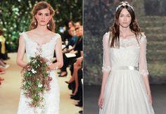 Beleza de noiva - make e penteado tem que ter seguir o perfil da festa!(Foto: Imaxtree)