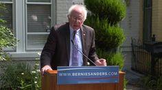 Student Debt Press Conference   Bernie Sanders - YouTube