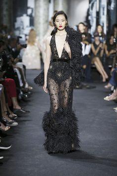 ELIE SAAB Haute Couture Autumn Winter 2016-17 Snowingseason