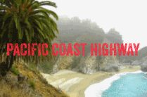 While you can start and finish your tour when you wish, the highlights of any Pacific Coast Highway tour will include the following sites (from south to north):