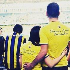 Sonsuza kadar Fenerbahçe.. #fenerbahce #fenerbahcetribun #nkcvas