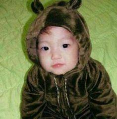 Baby baekhyun!!!!!